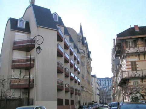 La résidence Monte-Carlo rue Alquié